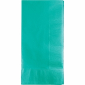 Teal Lagoon Dinner Napkins 600 ct