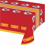 Kansas City Chiefs Tablecloths
