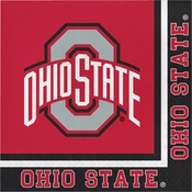 Ohio State University Luncheon Napkins 240 ct
