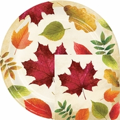 Colorful Leaves Party Supplies