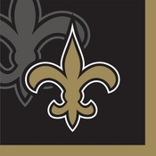 New Orleans Saints Beverage Napkins