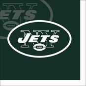 New York Jets Beverage Napkins