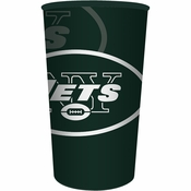 New York Jets 22 oz Plastic Stadium Cups