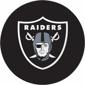 Oakland Raiders Dinner Plates