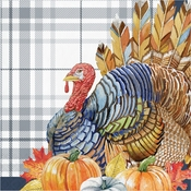 Thanksgiving Elegance Luncheon Napkins 192 ct