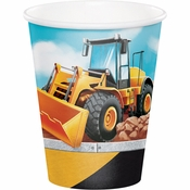Big Dig Construction Cups 96 ct