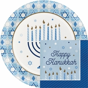 Hanukkah Celebration Party Supplies