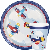 Toy Airplanes Party Supplies