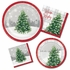 Winter Tree Beverage Napkins 192 ct