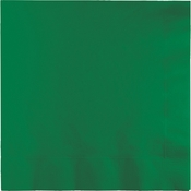 Emerald Green Beverage Napkins 240 ct