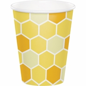 Bumblebee Baby Shower Cups 96 ct