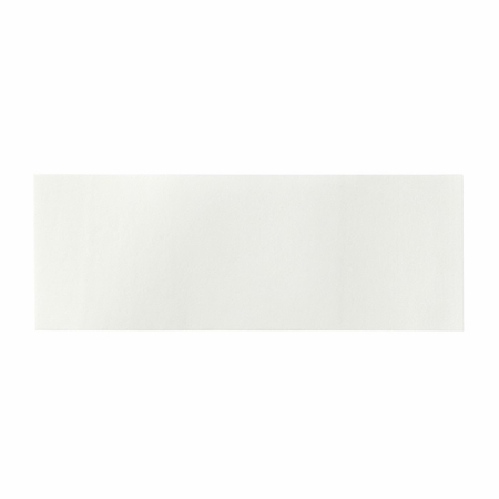 "White 1.5"" x 4.25"" in 10,000 ct adhesive Napkin Band sold in quantities of  2500 / pkg, 4 pkgs / case"