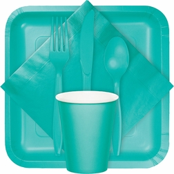 Teal Lagoon Party Supplies