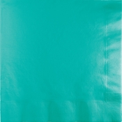 Teal Lagoon Luncheon Napkins 600 ct