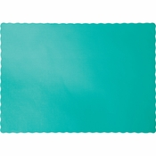 Teal Lagoon Placemats 600 ct