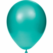 Teal Lagoon Latex Balloons 180 ct