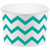 Teal Lagoon Treat Cups 72 ct