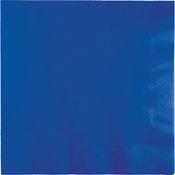 Cobalt Blue Luncheon Napkins 240 ct