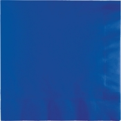 Cobalt Blue Party Napkins