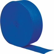 Cobalt Blue Streamers 500 12 ct