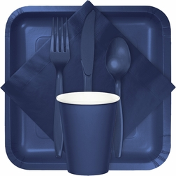 For modern appeal at budget friendly prices, shop our Navy tableware products from the Touch of Color collection.