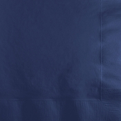 Navy Blue Beverage Napkins 3 ply 500 ct