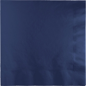 Navy Blue Dinner Napkins 3 Ply 250 ct