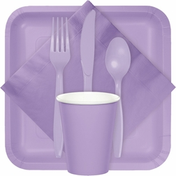 For modern appeal at budget friendly prices, shop our Luscious Lavender tableware products from the Touch of Color collection.