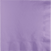 Luscious Lavender Beverage Napkins 3 ply 500 ct