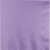 Luscious Lavender Dinner Napkins 3 Ply 250 ct