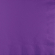 Amethyst Purple Luncheon Napkins 2 ply 600 ct