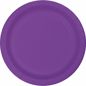 Amethyst Purple Banquet Plates 240 ct