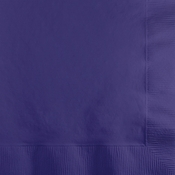 Purple Beverage Napkins 2 ply 1200 ct