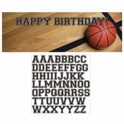 Basketball Giant Party Banners 6 ct
