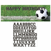Soccer Giant Party Banners 6 ct