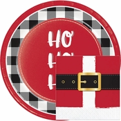 Santa Fun Party Supplies
