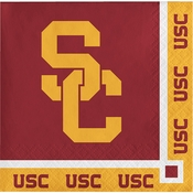 University of Southern California Beverage Napkins 240 ct