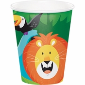 Jungle Safari Cups 96 ct