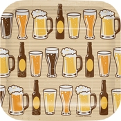 Cheers and Beers Dessert Plates 96 ct
