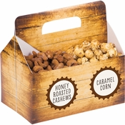 Cheers and Beers Snack Server Box 6 ct