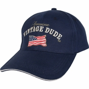 Vintage Dude American Classic Hats 3 ct