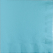 Pastel Blue Beverage Napkins 240 ct