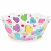 Valentine Icons Fluted Bowls 12 ct