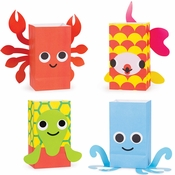 Ocean by French Bull Paper Favor Bags 96 ct