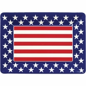 Bulk Patriotic Serving Tray for 4th of July