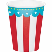 Circus Animals Cups 96 ct
