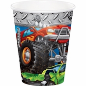 Monster Truck Cups 96 ct