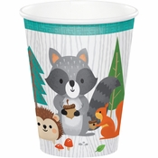 Wild One Woodland 9 oz Paper Cups 96 ct
