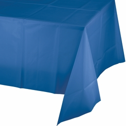 Wholesale Blue Disposable Tablecloths