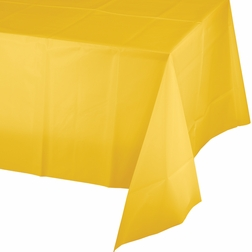 Wholesale Yellow Tablecloths